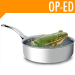opEd-frog